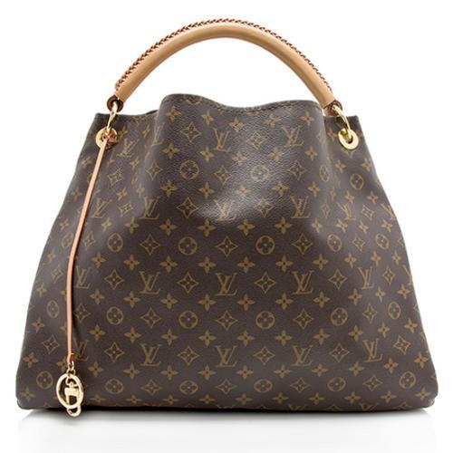 Louis Vuitton Monogram Canvas Artsy GM Shoulder Bag