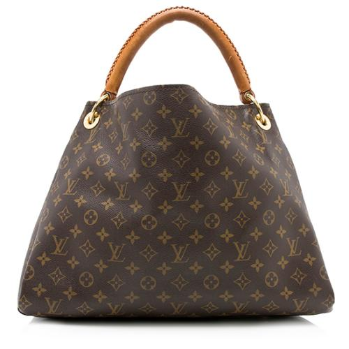 Louis Vuitton Monogram Canvas Artsy MM Shoulder Bag - FINAL SALE