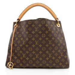 Louis Vuitton Monogram Canvas Artsy MM Shoulder Bag