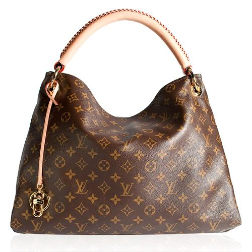 Louis Vuitton Monogram Canvas Artsy MM Tote