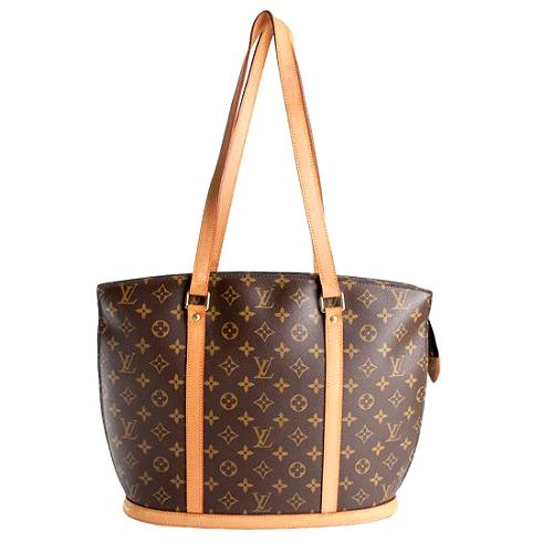 Louis Vuitton Monogram Canvas Babylone Tote