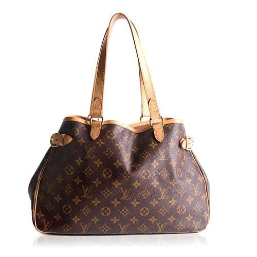 7022a43eab6e5 Louis-Vuitton-Monogram-Canvas-Batignolles-Horizontal-Shoulder -Handbag 33026 front large 1.jpg