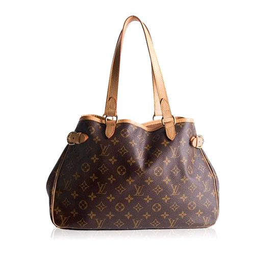 Louis Vuitton Monogram Canvas Batignolles Horizontal Shoulder Handbag