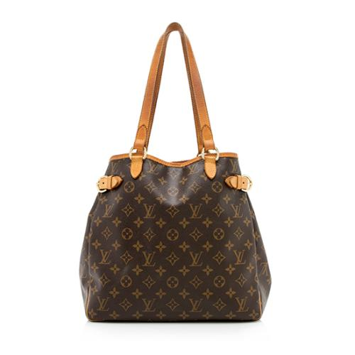 Louis Vuitton Monogram Canvas Batignolles Vertical Tote