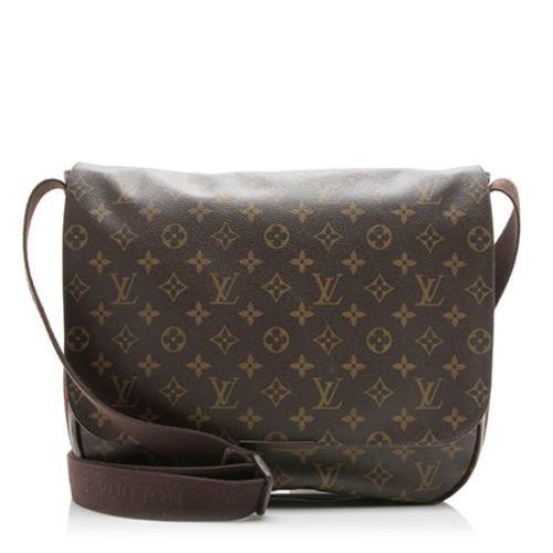 Louis Vuitton Monogram Canvas Beaubourg MM Messenger Bag