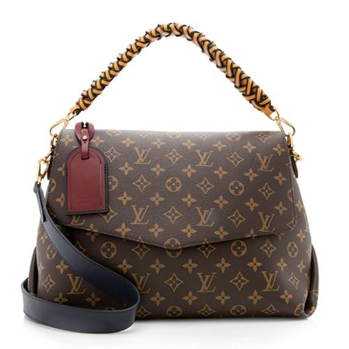 Louis Vuitton Monogram Canvas Beaubourg MM Satchel