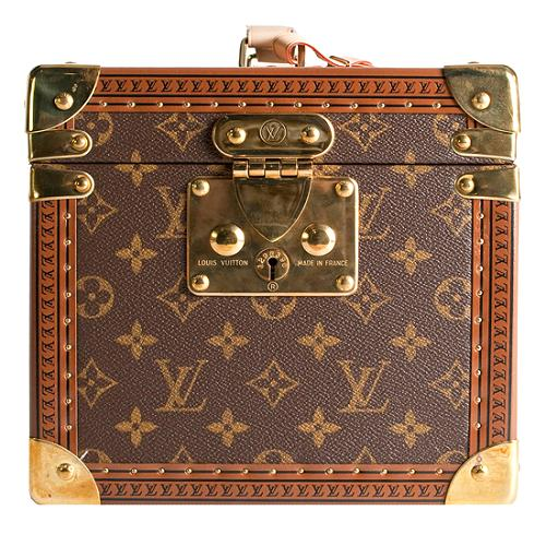 Louis Vuitton Monogram Canvas Beauty Case