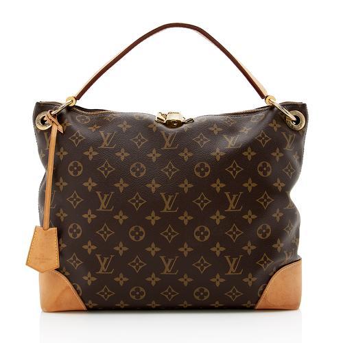 Louis Vuitton Monogram Canvas Berri PM Shoulder Bag