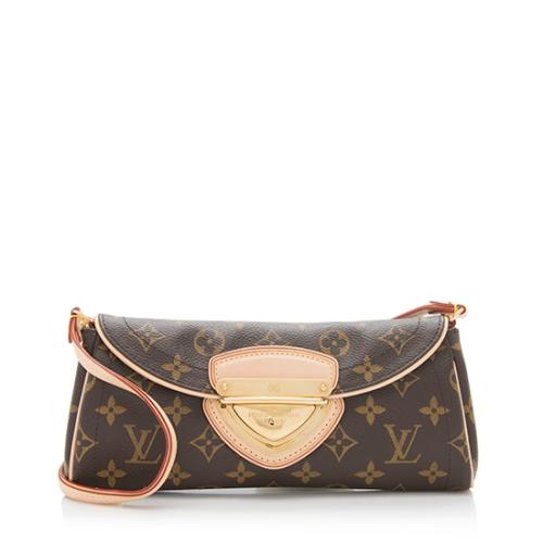 Louis Vuitton Monogram Canvas Beverly Clutch