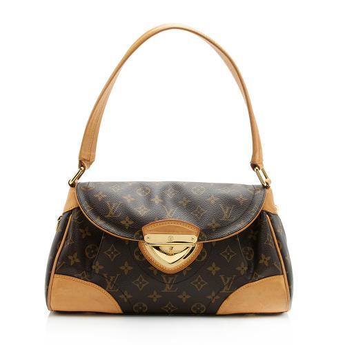 Louis Vuitton Monogram Canvas Beverly MM Shoulder Bag