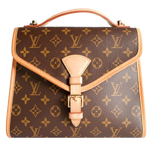 Louis Vuitton Monogram Canvas Beverly PM Briefcase