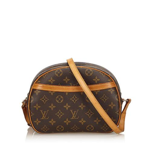 Louis Vuitton Monogram Canvas Blois Shoulder Bag