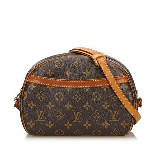 Louis Vuitton Monogram Canvas Blois Shoulder Bag
