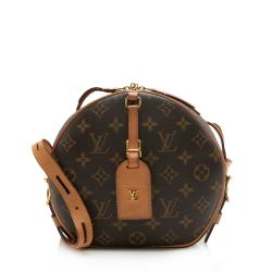 Louis Vuitton Monogram Canvas Boite Chapeau Souple Shoulder Bag