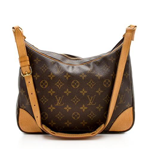 Louis Vuitton Monogram Canvas Boulogne PM Shoulder Bag