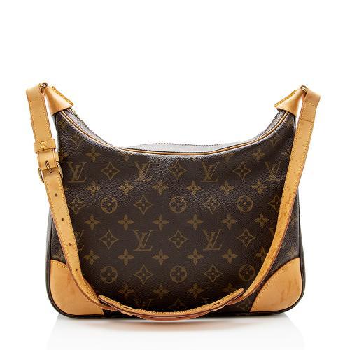 Louis Vuitton Monogram Canvas Boulogne PM Shoulder Bag