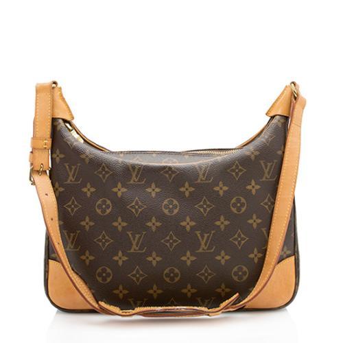Louis Vuitton Monogram Canvas Boulogne Shoulder Bag