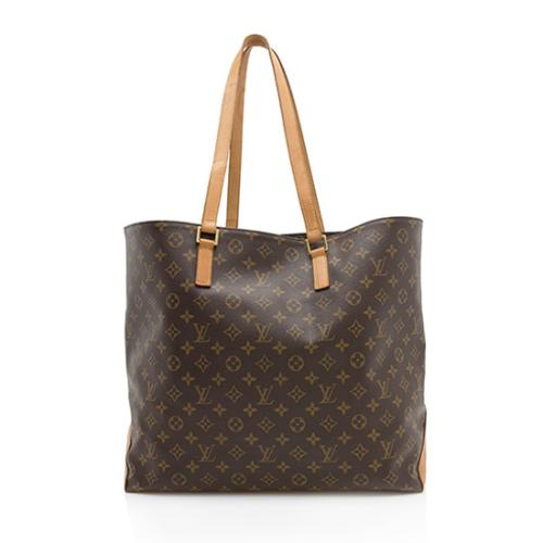 Louis Vuitton Monogram Canvas Cabas Alto Tote