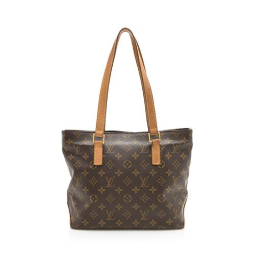 Louis Vuitton Monogram Canvas Cabas Piano Tote - FINAL SALE