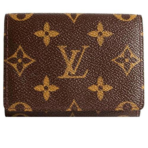 Louis Vuitton Monogram Canvas Card Holder Wallet