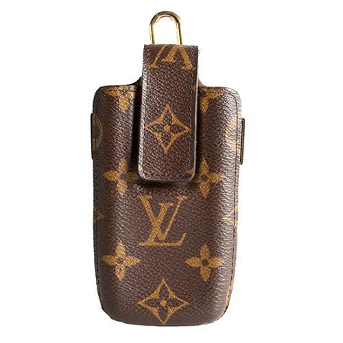 Louis Vuitton Monogram Canvas Cell Phone Case