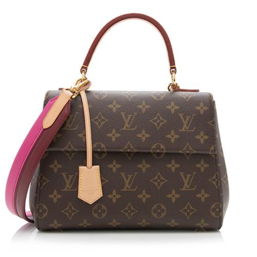 Louis Vuitton Monogram Canvas Cluny BB Satchel