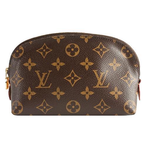 Louis Vuitton Monogram Canvas Cosmetic Case
