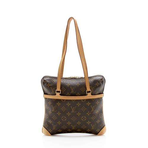 Louis Vuitton Monogram Canvas Sac Coussin GM Shoulder Bag