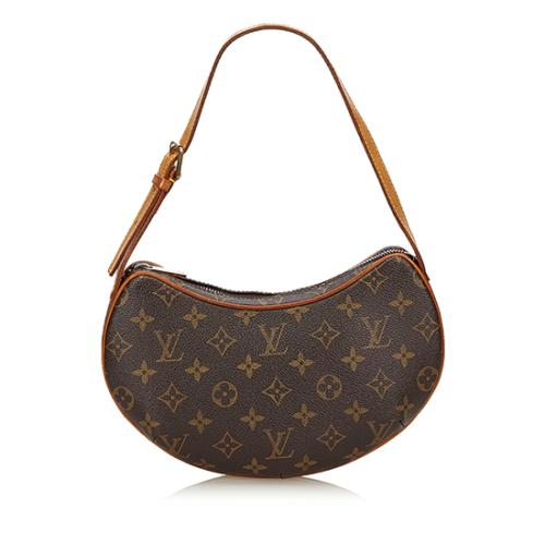Louis Vuitton Monogram Canvas Croissant PM Shoulder Bag