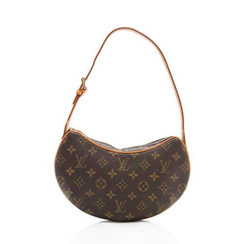 Louis Vuitton Monogram Canvas Croissant PM Shoulder Bag