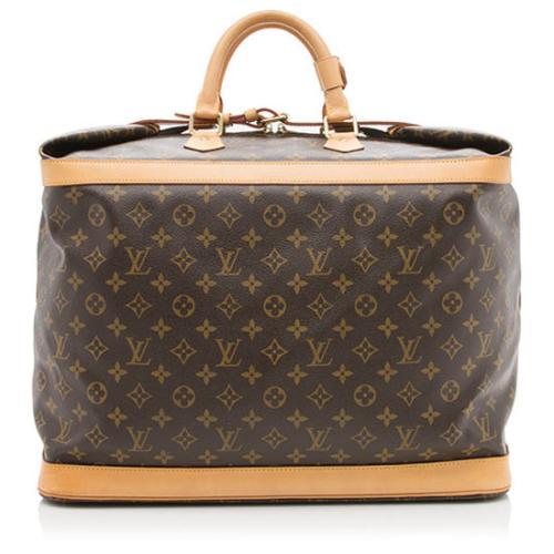 Louis Vuitton Monogram Canvas Cruiser 45 Travel Bag