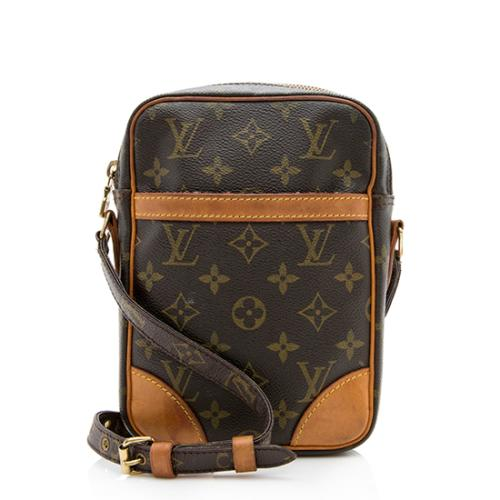 Louis Vuitton Monogram Canvas Danube Shoulder Bag - FINAL SALE
