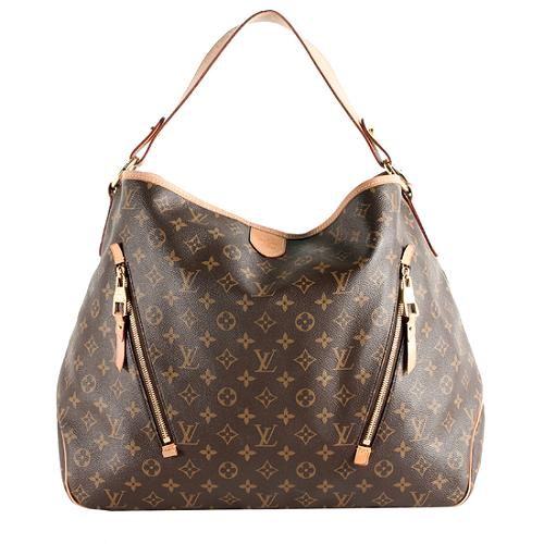 799374b225ea Louis-Vuitton-Monogram-Canvas-Delightful-GM-Shoulder-Handbag --FINAL-SALE 55724 front large 1.jpg