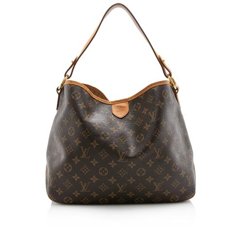 Louis Vuitton Monogram Canvas Delightful PM Shoulder Bag - FINAL SALE