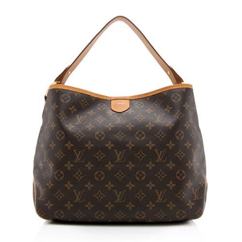 Louis Vuitton Monogram Canvas Delightful PM Shoulder Bag