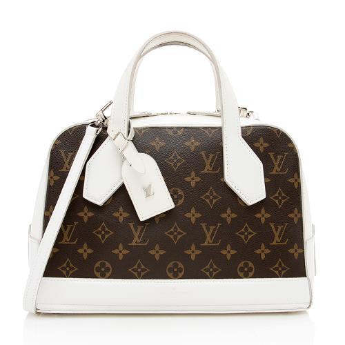Louis Vuitton Monogram Canvas Dora PM Shoulder Bag
