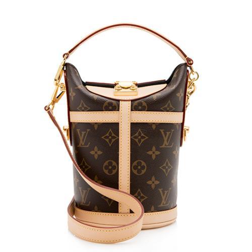 Louis Vuitton Monogram Canvas Duffle Bag