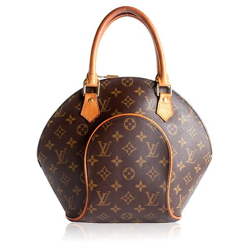Louis Vuitton Monogram Canvas Ellipse PM Shoulder Handbag