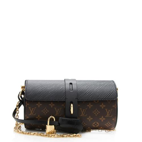 Louis Vuitton Monogram Canvas Epi Leather Glasses Case Bag