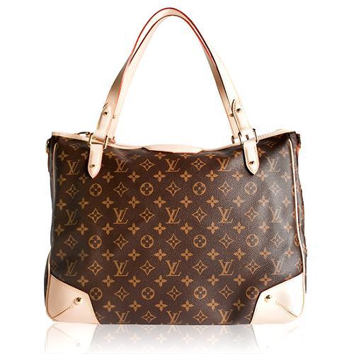 Louis Vuitton Monogram Canvas Estrela GM Shoulder Handbag