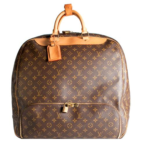 Louis Vuitton Monogram Canvas Evasion Travel Bag