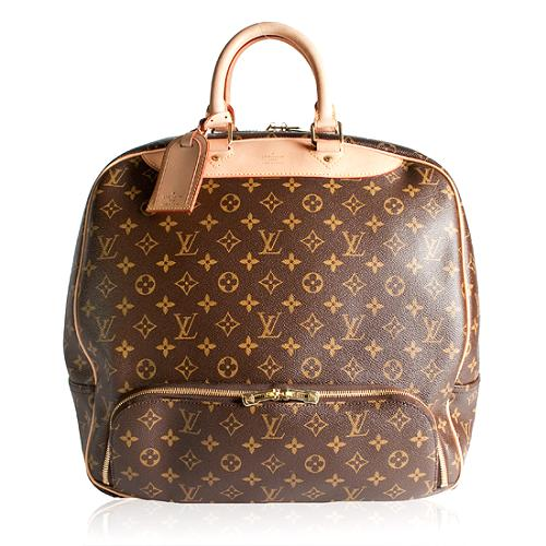 Louis Vuitton Monogram Canvas Evasion Weekender