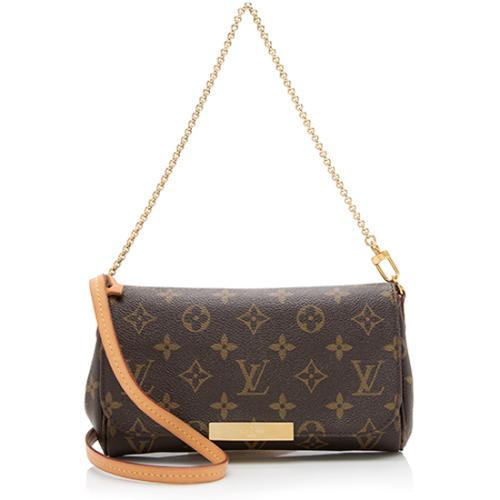 Louis Vuitton Monogram Canvas Favorite PM Shoulder Bag