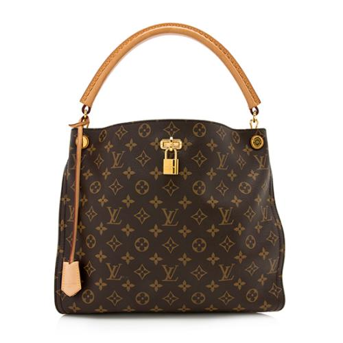 Louis Vuitton Monogram Canvas Gaia Shoulder Bag