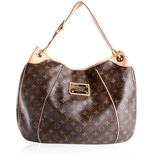 Louis Vuitton Monogram Canvas Galliera GM Shoulder Handbag