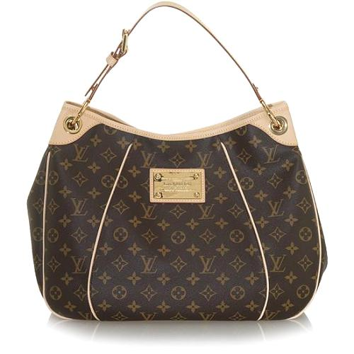 Louis Vuitton Monogram Canvas Galliera PM Handbag