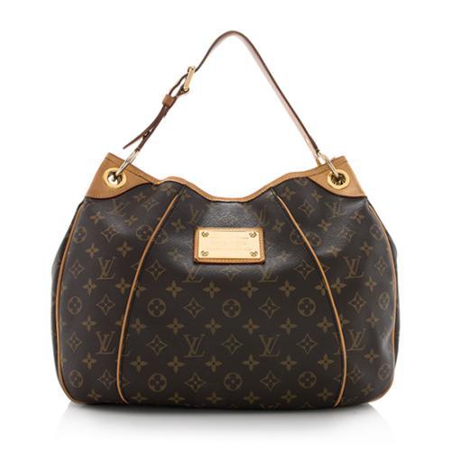 85efe348474 Louis Vuitton Monogram Canvas Galliera PM Shoulder Bag - FINAL SALE