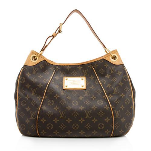 Louis Vuitton Monogram Canvas Galliera PM Shoulder Bag