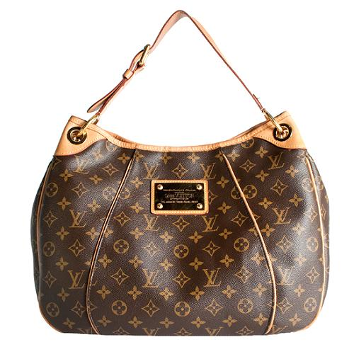 Louis Vuitton Monogram Canvas Galliera PM Shoulder Handbag