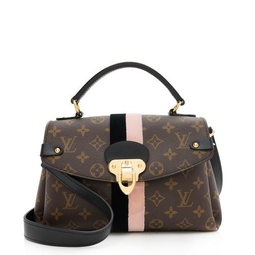 Louis Vuitton Monogram Canvas Georges BB Satchel